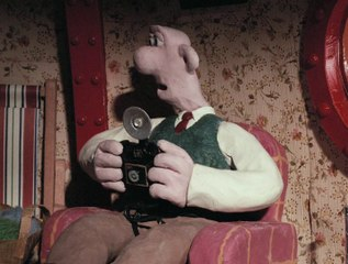 A Grand Day Out with Wallace and Gromit 1989