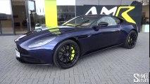 Aston Martin DB11 AMR - 325km_h Vmax Test Drive on the Autobahn Shmee150
