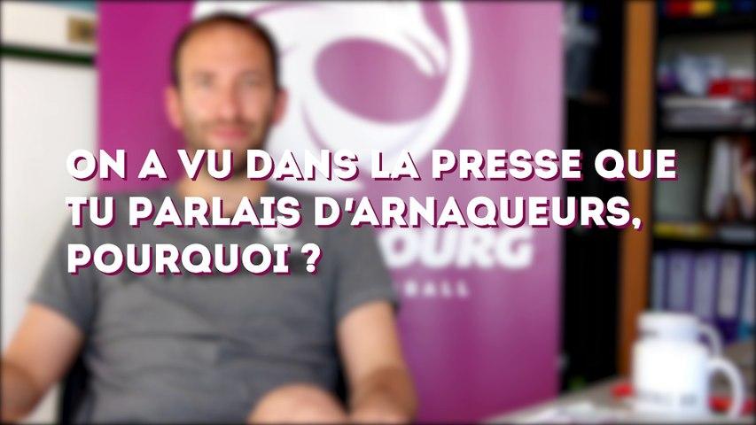 Interview Julien Léonard
