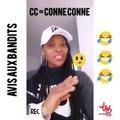 AVIS AUX BANDITS !Arrêtez de prendre les go pour des connes hein !Listez un peu les phrases du genre des gars Wanda Girls... #jewanda #humour #cameroun #