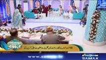 """Mehr-un-Nisa""   Grand Final – ID 04   Bano Samaa Ki Awaz   SAMAA TV   14 June 2018"