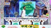 Shan e Iftar – Segment – Shan-e-Dastarkhawan – 14th June 2018