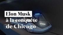 Chicago s'offre le service de transport en commun autonome à grande vitesse d'Elon Musk