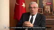 24 juin, élections en Turquie : Erdogan respectera le verdict des urnes selon l'ambassadeur de Turquie en France #UMED