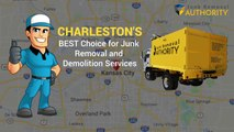 Charleston's Best Junk Removal Services