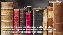 Vous pouvez consulter ces 38 000 documents qui datent de la révolution française !