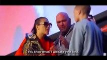 Cette combattante MMA a beaucoup trop parlé avant son combat, vraiment beacoup trop...