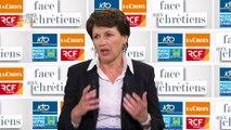 Annie Genevard « Emmanuel Macron n'est pas rassembleur »