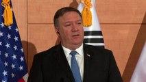 Nordcorea, Pompeo: sanzioni fino a denuclearizzazione completa