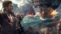 Skull and Bones - Gameplay Preview PlayStation Live From E3 2018