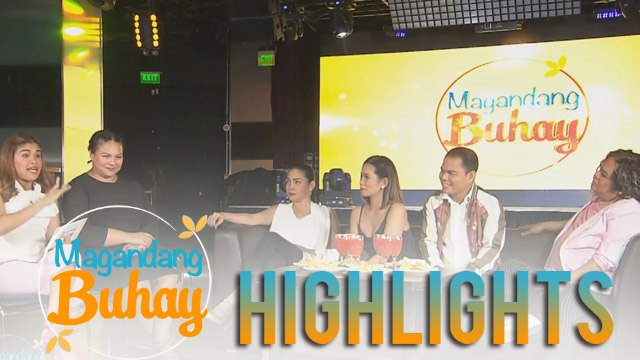 Magandang Buhay: Pokwang reveals how her friends handle relationships