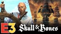 E3 2018 : Skull and Bones, nos impressions de pirate en pleine mer
