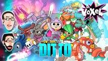 Un Zelda 2d à la sauce rogue et coop très addictif: THE SWORDS OF DITTO