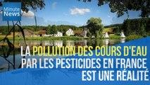 La pollution des cours d'eau par les pesticides en France est une réalité