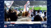"""""""Gérard Depardieu, sors-nous ta vodka"""" : le chant hilarant des supporters français"""