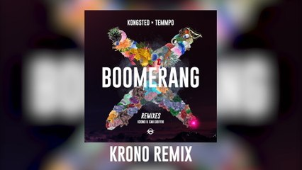 Kongsted - Boomerang