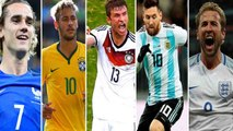 FIFA World Cup 2018:Lionel Messi or Muller,5 Best Contender for Golden Boot Race|वनइंडिया हिंदी