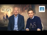 Eddie Redmayne and David Yates | Fantastic Beasts and Where to Find them