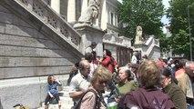 Info/Actu Loire Saint-Etienne - A la une : Une vente aux enchères 100% street art à Saint-Etienne. 123 oeuvres seront mis aux enchères et parmi elles nous retrouverons des artistes ligériens.