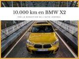 10.000 km en BMW X2 (2018)