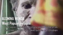 #VoicesFromWestPapua 1. Alomina Wenda West Papuan refugee Mama Alomina Wenda gives her testimony about fleeing into Papua New Guinea to give birth after Indon