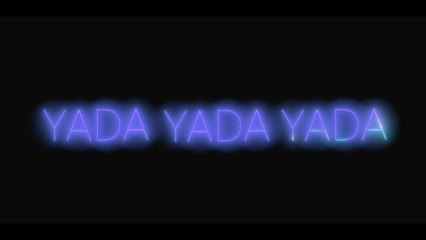 Brandon Lay - Yada Yada Yada