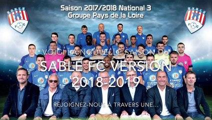 Clip Sablé FC by Aymeric Wexsteen