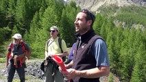 Alpes de Haute-Provence : la carrière de marbre de Maurin, pépite de l'Ubaye