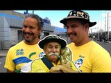 Two Sons Of Brazil Superfan On World Cup 2018 - Want Brazil Victory As They Continue Father's Legacy