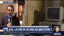 """Martyre de l'A10: """"Tout le monde avait le sentiment que ce crime ne pourrait pas rester impuni"""" (procureur)"""