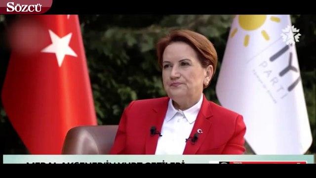 Meral Akşener Star TV canlı yayını