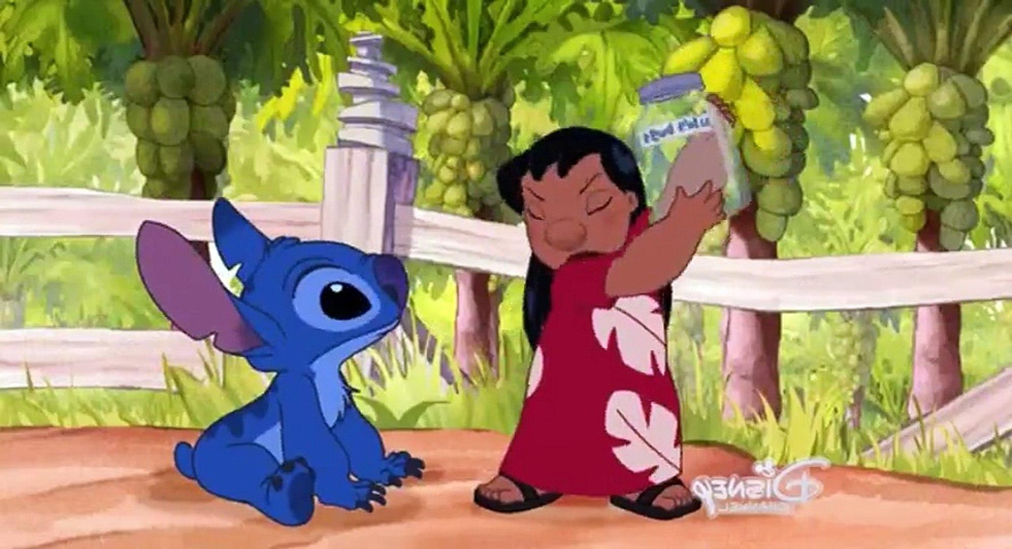 Lilo Stitch The Series Se2 Ep18 Remmy Hd Watch Dailymotion Video