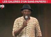Quand le premier humoriste Sans Papiers raconte sa vie de galères  par Zaef Le Sans Papiers