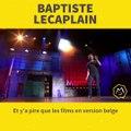 """Ce soir on Netflix and chill devant """"Danse Lascive"""" Baptiste LecaplainAbonne toi à Montreux Comedy"""