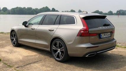 Volvo V60 T6 AWD - Test & Fahrbericht mit dem neuen Premium Sport Kombi