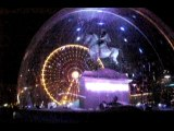 Lyon fête des lumières 07 Boule de neige