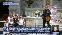 """""""Toute la musique que j'aime"""", l'hommage de Chris Evans à Johnny à la Madeleine"""