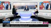 """EXCLU - Thierry Ardisson s'adresse en direct dans """"Morandini Live"""" à Anne Nivat, """"grand reporter de guerre"""", et à Jean-Jacques Bourdin - VIDEO"""