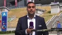مراسل بي ان سبورت : أجواء خاصة بسانت بيترسبورغ قبل ساعات قليلة من مباراة