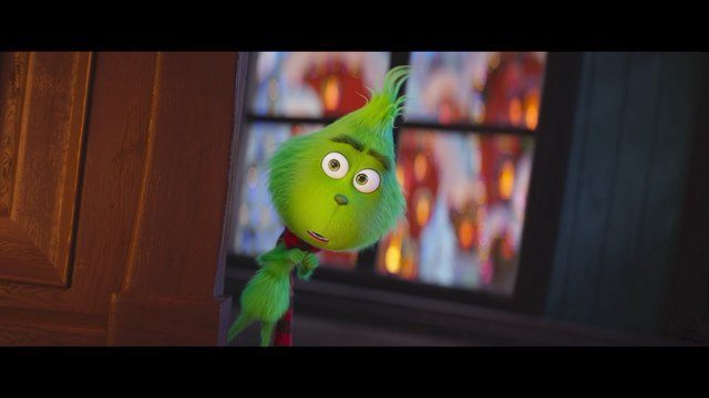 Benedict Cumberbatch In 'The Grinch' New Trailer