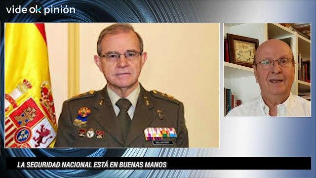 """""""La Seguridad Nacional está en buenas manos"""""""