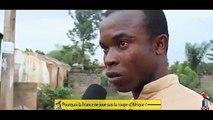Pourquoi la france ne joue pas la coupe d'afrique ? Pardon, j'ai ri jusqu'a fatigué ! Il ne faut pas faire certain micro-trottoir a Babi #CIV #Foot #CoupeDAfriq
