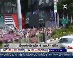 """สื่อโสมแดง! ยกย่อง """"คิม จอง-อึน"""" ผู้นำโลก มีแต่คนนับถือ"""
