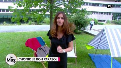 Choisir le bon parasol