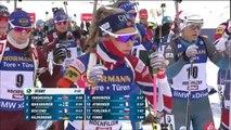 CdM biathlon Hochfilzen (S2) - poursuite F, 09 déc 2017
