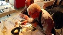 Saint-Ghislain: au concours du beurre de ferme au lait cru non salé