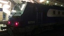BB 27300 ( Prima ) - Ligne N - Gare Montparnasse ( Paris )