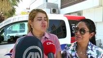 Antik havuzda boğulma tehlikesi geçiren turistler kurtarıldı - DENİZLİ