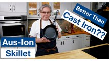Solidteknics AUS-ION Wrought Iron Pan Unboxing, Seasoning, & Review    Le Gourmet TV Recipes