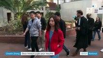 Chaolin Zhang : deux mineurs jugés pour meurtre